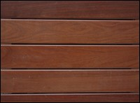 Casas cocinas mueble madera ipe exterior Mejor madera para exterior